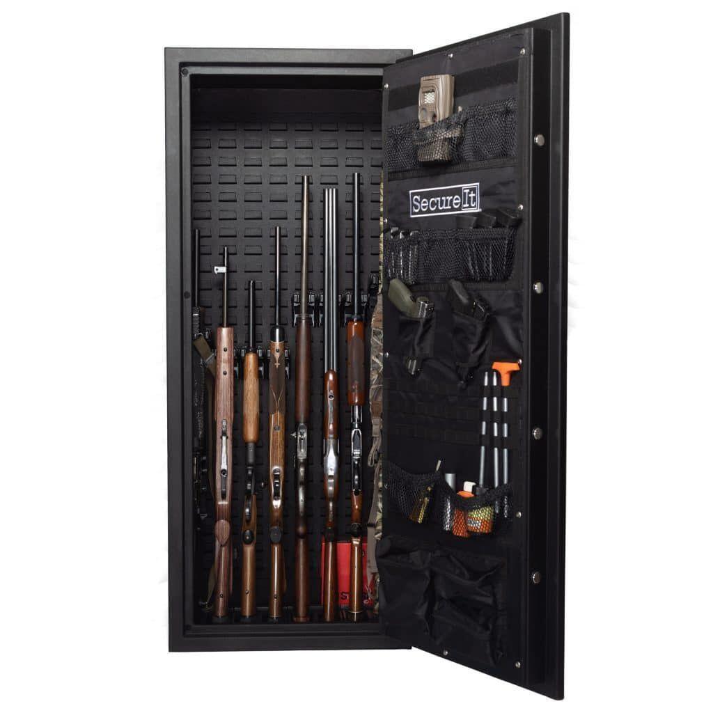 Heavy duty gun safe